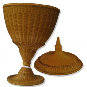 fig2: general view of the goblet